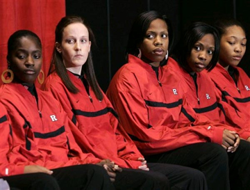 Rutgers Women's Basketball Team