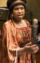 Jennifer Hudson as Effy in Dreamgirls